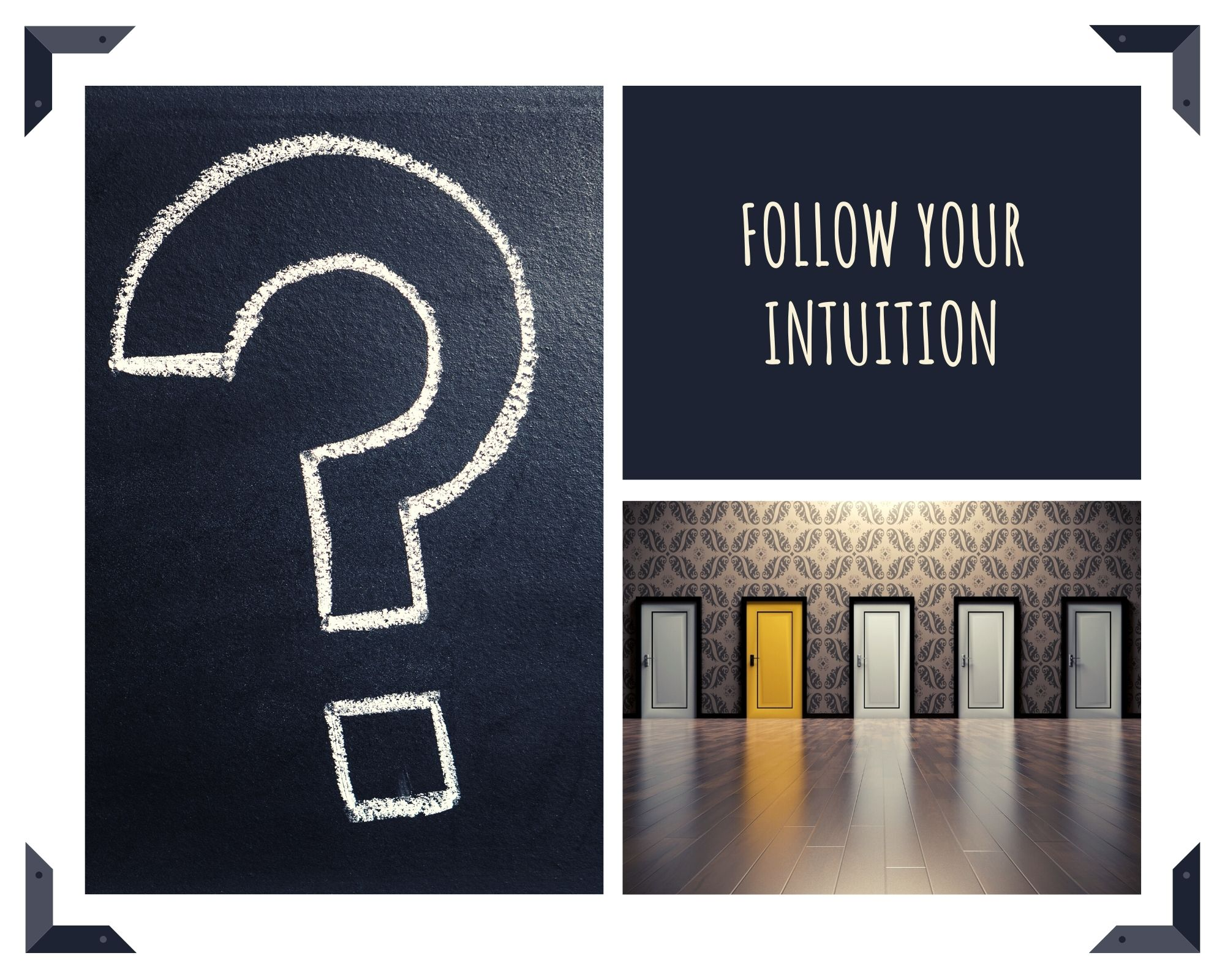 Intuition in working life. Is it worth listening to?